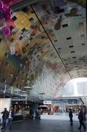 Audacieux, imposant et ouvert, le Markthal est est... (La Presse, Veronica Perez-Tejeda) - image 3.0