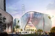 La firme Bing Thom Architects participe activement au... (Maquette fournie par les architectes) - image 4.0