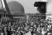 Le public abonde au troisième jour de l'Expo... (Archives La Presse) - image 1.0