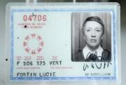 Lucie Fortin en 1967, alors qu'elle avait la... (Le Quotidien, Jeannot Lévesque) - image 3.0