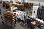 Une quarantaine de personnes travaillent pour l'entreprise, qui... (Photo Le Progrès, Rocket Lavoie) - image 1.0