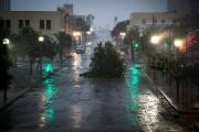 Un tronc d'arbre tombé en plein milieu de... (PHOTO NICK WAGNER AP/AUSTIN AMERICAN-STATESMAN) - image 2.0