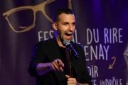 Humoriste invité du «show mystère», Olivier Martineau n'a... (Photo Le Quotidien, Rocket Lavoie) - image 1.0