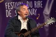 François Léveillé faisait partie de la programmation du... (Photo Le Quotidien, Rocket Lavoie) - image 1.1