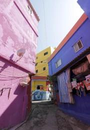 Vu de l'entrée de la capitale libanaise, le quartier d'Ouzaï... (AFP, Anwar Amro) - image 3.0