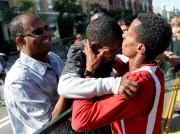 Du côté masculin, l'Éthiopien Dadi Beyene a été... (Le Soleil, Erick Labbé) - image 2.0