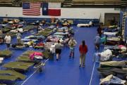 Le complexe sportif Delco Center, à Austin, s'est... (AFP) - image 4.0
