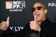 Vin Diesel au Festival du film de New York... (Photo archives AP) - image 4.0