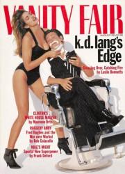 Cindy Crawford et k.d. lang ont pris la... (image fournie par l'éditeur) - image 2.0