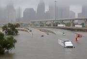 Les quantités d'eau reçues au Texas depuis une... (photo richard carson, reuters) - image 1.0