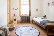Sayeh Sarfaraz a fait l'impasse sur les lits... (PHOTO MARCO CAMPANOZZI, LA PRESSE) - image 2.0
