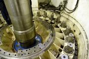 Le groupe turbine-alternateur est en pleine réfection.... (Photo Le Quotidien, Jeannot Lévesque) - image 4.0
