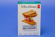 Biscottes melba multigrains,Le Choix du président... (Photo David Boily, La Presse) - image 3.0