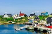 Peggy's Cove est un petit bijou de bord... (Photo Samuel Larochelle, collaboration spéciale) - image 6.0