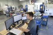 Dans l'atelier d'APN situé dans le Parc technologique,... (Le Soleil, Jean-Marie Villeneuve) - image 3.0
