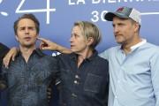 Sam Rockwell, Frances McDormand et Woody Harrelson.... (AP) - image 2.0