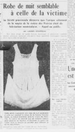 Il y a soixante-quatre ans, le corps... (Photo fournie par Patricia Rochette) - image 2.0