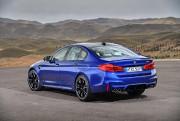 La BMW M5 se reconnaît entre autres par... (PHOTO FOURNIE PAR BMW) - image 1.0