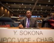 Youba Sokona, vice-président du GIEC... (PhotoIVANOH DEMERS, LA PRESSE) - image 1.0
