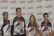 Le trio a mérité la troisième position dans... (Photo courtoisie) - image 3.0