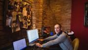 L'écrivainDavid Lagercrantz... (AFP) - image 2.0