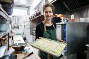La chef turqueFisun Ercan... (PHOTO HUGO-SÉBASTIEN AUBERT, LA PRESSE) - image 2.0