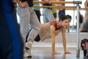 La danseuse québécoise MyriamSimon... (Photo Ivanoh Demers, La Presse) - image 2.0