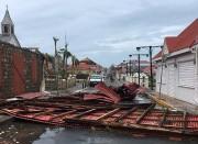 Les dégâts sont considérables sur l'île de Saint-Barthélemy.... (AFP) - image 2.0