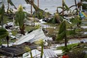 Dans les îles déjà frappées parIrma, les habitants... (AFP, Lionel CHAMOISEAU) - image 2.0
