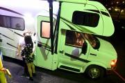 C'est dans ce véhicule récréatif, stationné à l'arrière... (Photo Le Quotidien, Rocket Lavoie) - image 3.0