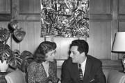 Joan Mitchell et Jean-Paul Riopelle à Chicago, vers... - image 1.0