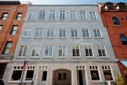 L'immeuble est situé juste en façade du chantier... (Photo fournie par Sotheby's International Realty Québec) - image 3.0
