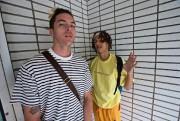 Joe Rocca et Mike Shabb, deux artistes de... (Photo André Pichette, La Presse) - image 2.0