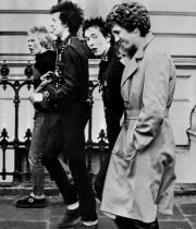 LesSex Pistols, photographiés ici en 1977, font partie... (Photo Archives Agence France-Presse) - image 2.0
