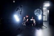 Les comédiennes Geneviève Dufour, Catherine Levasseur-Terrien et Marjolaine... (Etienne Ranger, Le Droit) - image 2.0