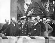 Le prince de Galles a inauguré le pont... (Archives Le Soleil) - image 3.0
