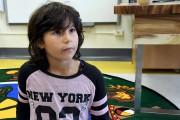Akila, une jeune fille originaire de Pessamit, une... (Le Progrès, Rocket Lavoie) - image 1.0