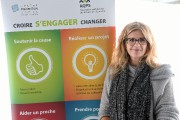 Annie Laviolette, intervenante clinique pour le Centre de... (Le Quotidien, Rocket Lavoie) - image 2.0