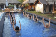 Au H2O Yoga and Meditation Center de Gili Air,... (Photo fournie par H2O Yoga) - image 4.0