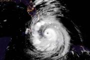 Irma a touché terre samedi. Photo: NOAA... - image 1.0