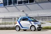 La Smart est déjà offerte seulement en tout... - image 3.0