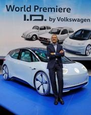 En 2016 au Mondial de l'auto de Paris,... - image 1.0