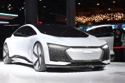 Une voiture autonome Audi Aicon montrée en avant-première... - image 1.0
