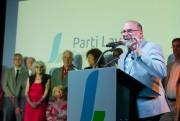 Michel Trottier, chef du Parti Laval... (PhotoNINON PEDNAULT, Archives LA PRESSE) - image 1.0