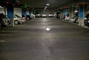 Un stationnement sous-terrain.... (Photo David Boily, Archives La Presse) - image 3.0