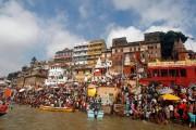 Lesghats (escaliers menant au Gange), à Varanasi... (PhotoJayanta Shaw, Archives Reuters) - image 2.0