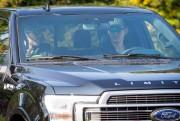 Shea Weber et Carey Price à leur arrivée... (Photo Ivanoh Demers, La Presse) - image 2.0