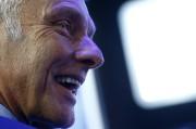 Le PDG du Groupe Volkswagen Matthias Müeller souriait... - image 5.0