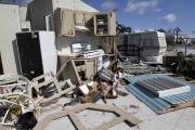L'ouraganIrmaa laissé derrière lui des dégâts considérables dans... (AP, Taimy Alvarez) - image 2.0