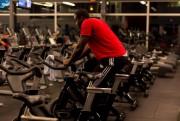 Au Pro Gym, l'équipe est réduite durant la... (PHOTO OLIVIER JEAN, LA PRESSE) - image 2.0